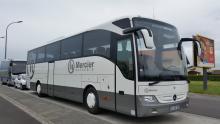mercedes tourismo 49 seats tourism coach Bordeaux